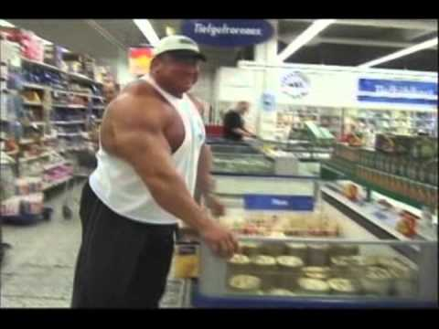 Bodybuilding Motivation - Markus Rühl video