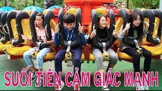 NYN Kids | Khám phá các trò chơi hấp dẫn tại Suối Tiên cùng với Linh Hoa và Banana Kawaii ( phần 1)