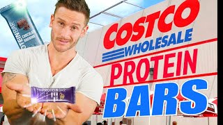 COSTCO Protein Bar Haul - Which Bars to BUY (and Avoid)