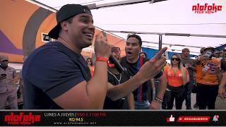 CRISTIAN CASA BLANCA SE ROBA EL SHOW EN EL DOMINICAN ROLL RACE 2020!!!
