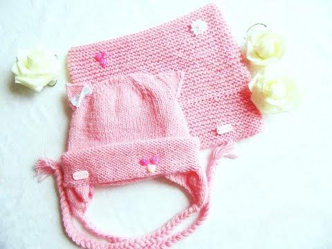 Вязание для девочки мастер-класс