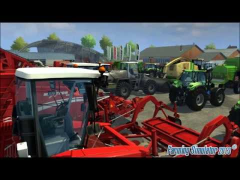 ★Symulator Farmy 2013★Landwirtschafts Simulator 2013★Farming Simulator 2013★ Prezentacja★