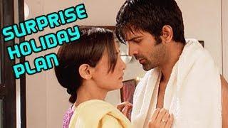 Arnav & Khushi's SURPRISE HOLIDAY PLANS in Iss Pyaar Ko Kya Naam Doon 16th October 2012