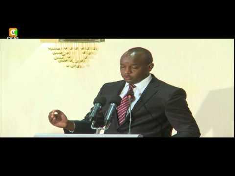 DP William Ruto Castigates Media over Biased Reporting