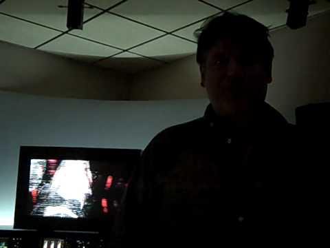 In Transfer Session with Steve at R!OT Post in Santa Monica