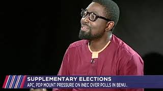 Journalists' Hangout 18th March 2019 | Supplementary Elections