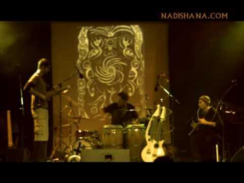 """Nadishana Trio """"Overtone Story""""  (Nadishana - Steve Shehan - Armin Metz)"""