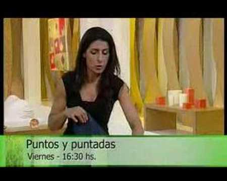 Tejidos Mabel Gomez - ABC - ESCALA REVERSIBLE o PANCITOS