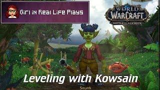 World of Warcraft- Leveling
