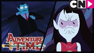 NEW Adventure Time | Marcy & Hunson | Cartoon Network