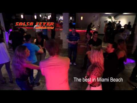 SALSA FEVER MIAMI: The Best Classes & Dancing Experience in South Beach - Friday March 13th, 2015