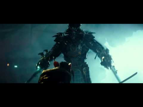 Ninja Turtles - (2014) Trailer en español