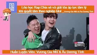 Idol producer China [Ep 6]: Lớp học chia sẻ và giải tỏa áp lực khi quyết tâm theo đuổi nghiệp Idol
