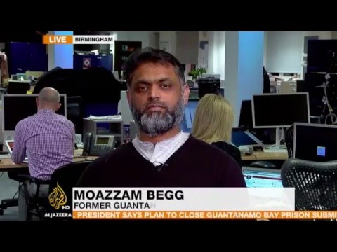 "Moazzam Begg on Obama's Announcement to ""Close Guantanamo""  - Al Jazeera English"