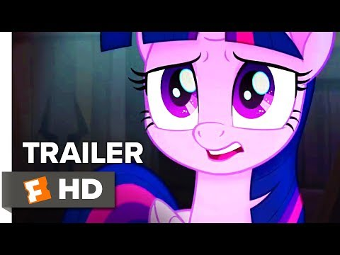 My Little Pony: The Movie Trailer #2 (2017)   Movieclips Trailers