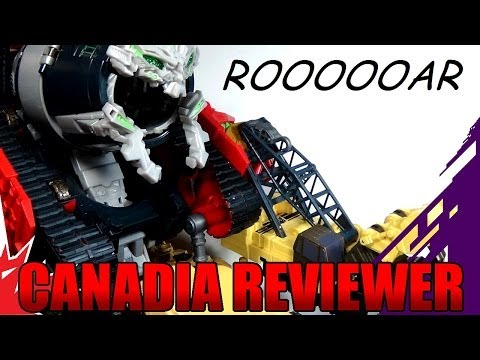 TRANSFORMERS: Revenge of the Fallen DEVESTATOR Canadia' Reviewer Ep.100