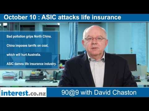 90 seconds @ 9am: ASIC attacks life insurance