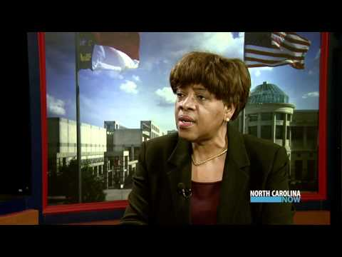 Linda Coleman - NC Democratic Lt. Gov. Candidate Interview on UNC-TV's North Carolina Now