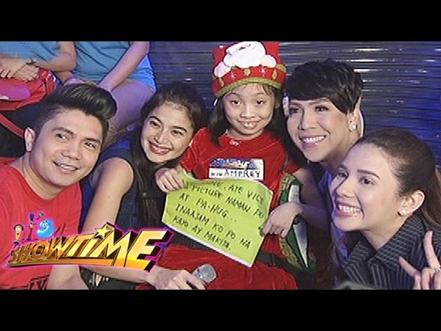 It's Showtime: Vice, Anne, Vhong and Karylle's inspirations