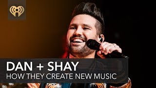 Download Lagu How Do Dan + Shay Split The Work When Creating New Music? | iHeartCountry Album Release Party Gratis STAFABAND