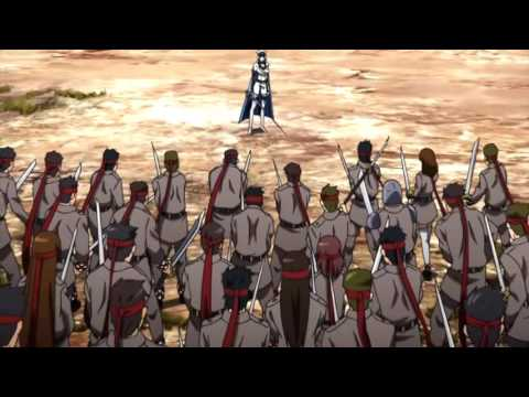 Akame Ga Kill AMV Skillet The Resistance avi #1