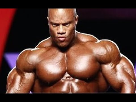 Phil Heath Talks About Generation Iron Steroids Use