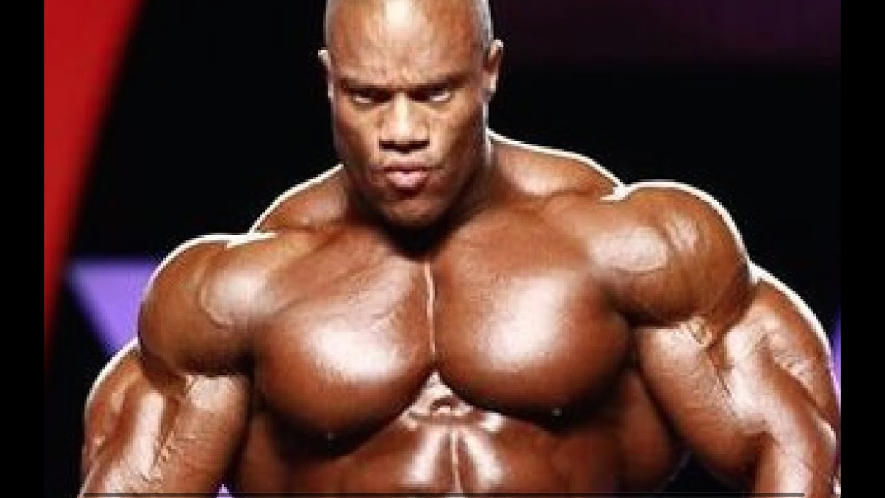 Phil Heath says ' I Never took Steroids ' - Full Interview