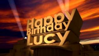 Download Lagu Happy Birthday Lucy Gratis STAFABAND