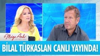 Bilal Türkaslan canlı yayında! (1) - Müge Anlı ile Tatlı Sert 7 Haziran 2017 - atv