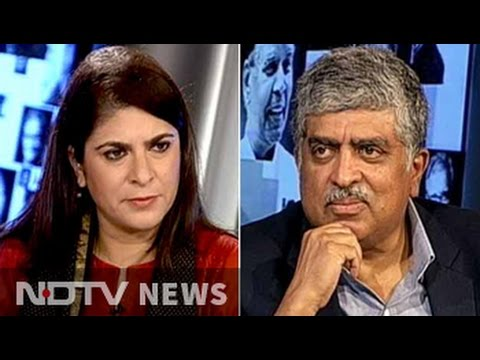 The NDTV Dialogues: Rebooting India with Nandan Nilekani