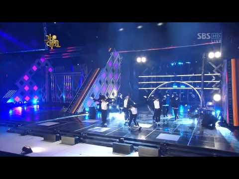 Super Junior - Billie Jean MJ Tribute Gayo Daejun 2009 HD Music Videos