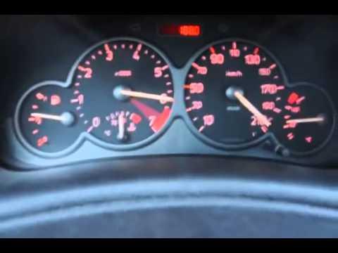 Peugeot 206 1.6 16v top speed