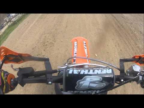 2013 KTM 250 XC-W - 250cc 2-Stroke Enduro Shootout