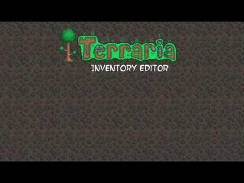 Terraria - Inventory Editor v4.0.2 [v1.0.6] + Tutorial *New*