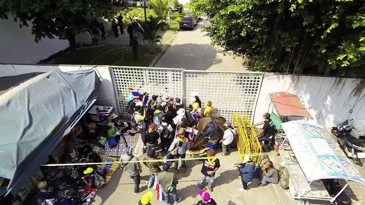Protest 2013 Bangkok Bangkok Protests 2013 Din