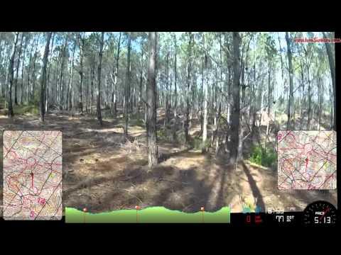 Analyze my orienteering #6 (HD) [XIII MOC Middle 26-02-2012]