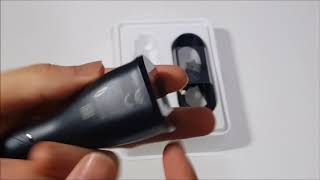 Samsung Car Adapter (15W): Unboxing & Quick Demo