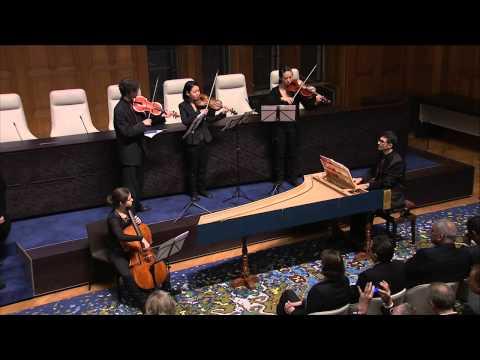 Carnegie Wateler Peace Prize Award Ceremony H.E. Lakhdar Brahimi