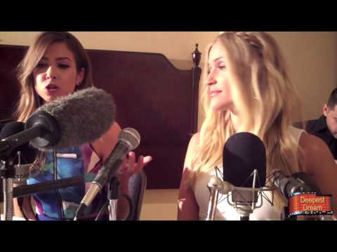 Kristin Cavallari & Orly Shani On Orange Lipstick & Yoga (the Fabulist) video