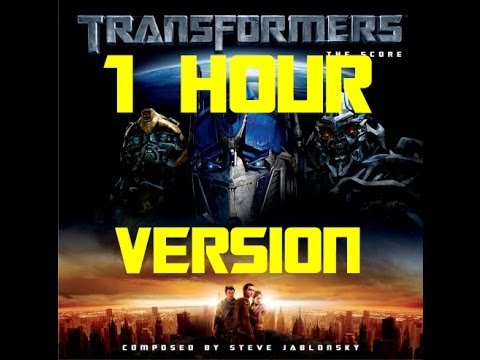 Transformers - Arrival to Earth - 1 HOUR VERSION
