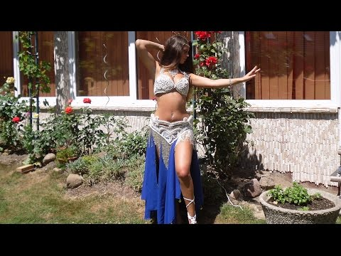 Dynamic Belly Dance Drum Solo-Isabella 2015 | HD