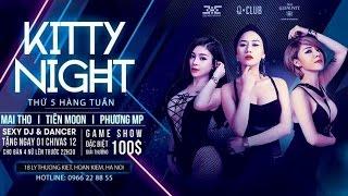 បទក្រវី នៅ Beliza Club | RCA Club | 55 Club Phnom Penh Cambodia | Sexy Dj & Dancer | SabbyTop