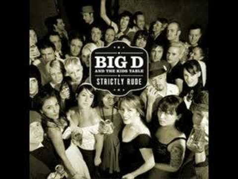 Big D And The Kids Table - The One