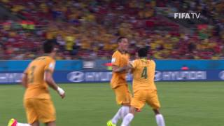 Chile v Australia, 2014 FIFA World Cup