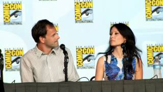 Comic-Con 2012 - Elementary Panel - Part 1