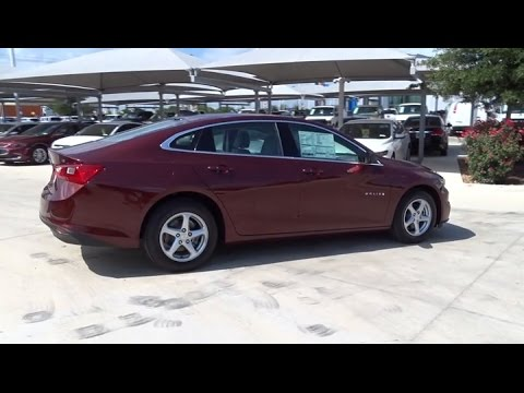 2016 Chevrolet Malibu San Antonio, Houston, Austin, Dallas, Universal City, TX C61613
