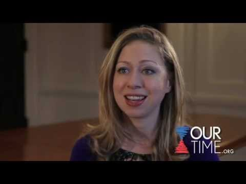 Chelsea Clinton on Voting