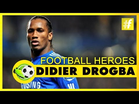 Didier Drogba | Football Heroes | Full Documentary