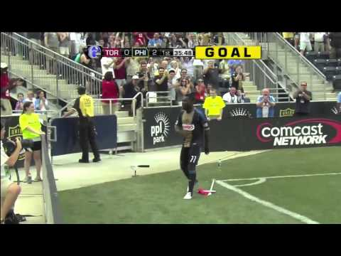 Freddy Adu - Feel The Love 2012