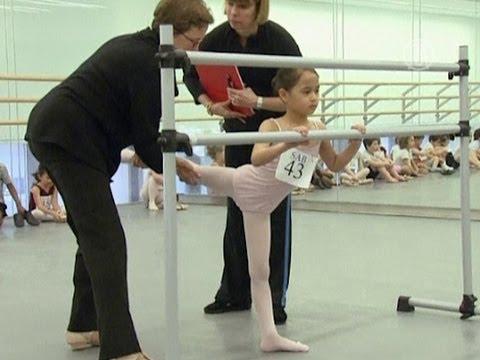 Дети - в балете, или как в США выбирают балерин (новости)